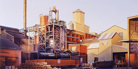 Queensland Sugar Refinery, New Farm